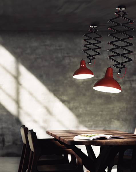 industrial lamp diana