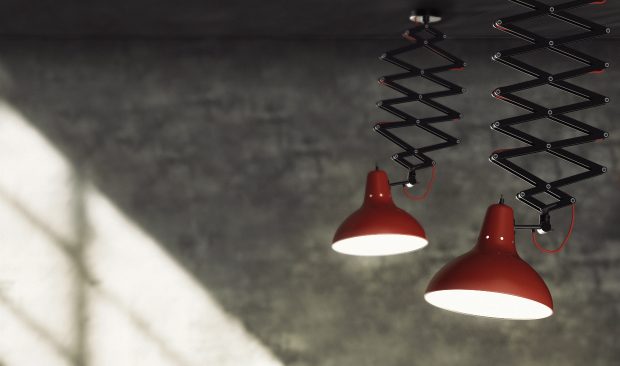 Must see industrial lighting brands at isaloni