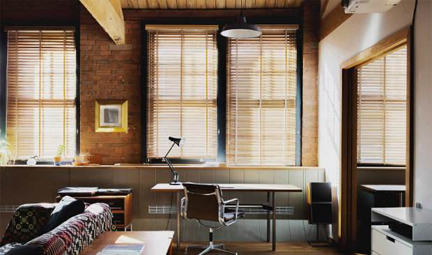 A Industrial Loft with Brick Walls & Contemporary Details in Shoreditch FEAT