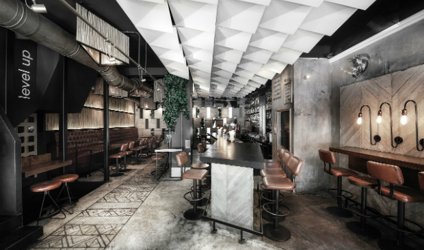 Cheval Bar&Restaurant - Nomadic meets Modern Industrial