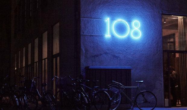 Industrial Style Restaurant 108 with Exposed Brick Walls in Copenhagen 7