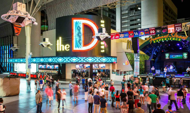 The D Casino Hotel in Vintage Las Vegas with a Mid-Century Modern Design FEAT vintage las vegas The D Casino Hotel in Vintage Las Vegas with a Mid-Century Modern Design The D Casino Hotel in Vintage Las Vegas with a Mid Century Modern Design FEAT