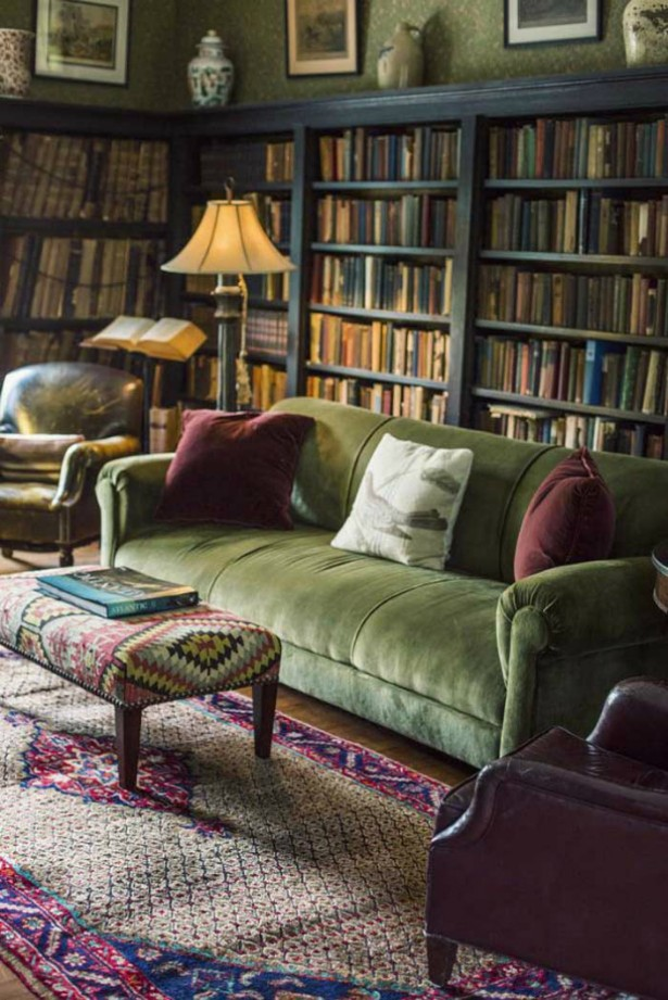 The perfect library for your home