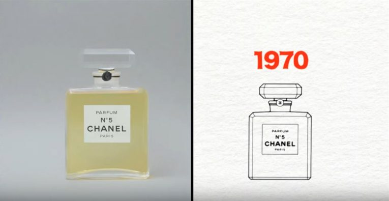 Chanel Nº5 vintage icon Chanel Nº5: Discover The Story Behind This Vintage Icon Chanel N  5     Discover The Story Behind This Vintage Icon