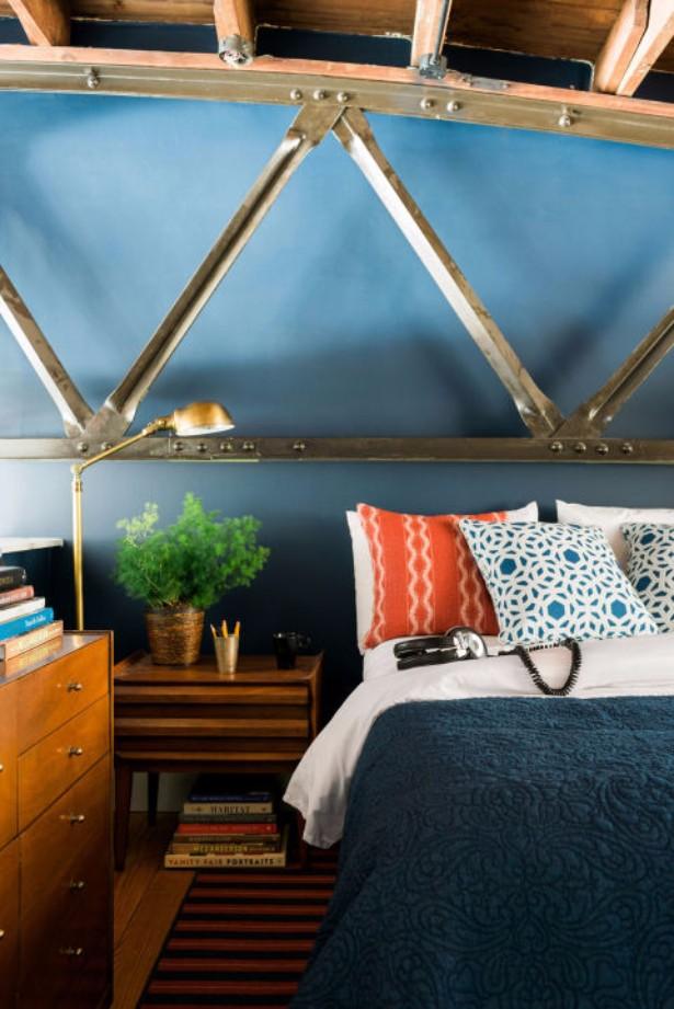Meet This Traditional Loft in Atlanta