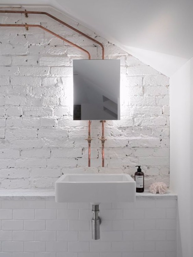 8 Industrial Lighting Ideas For Your Bathroom