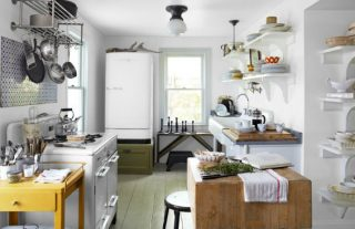 Design Ideas to Make the Most of Your Vintage Kitchen FEAT