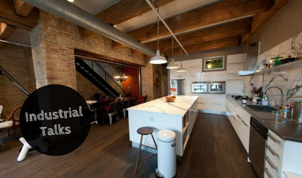 Industrial Talks How to Make an Industrial Loft Feel Like Home FEAT industrial loft Industrial Talks: How to Make an Industrial Loft Feel Like Home Industrial Talks How to Make an Industrial Loft Feel Like Home FEAT