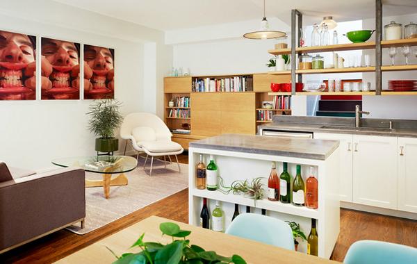 Mid-Century Design Kitchen Designs That'll Make a Statement c