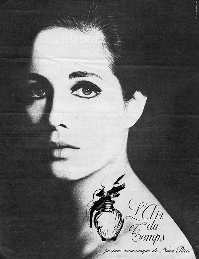 Nina Ricci L'Air du Temps - Discover the Story Behing This Vintage Icon