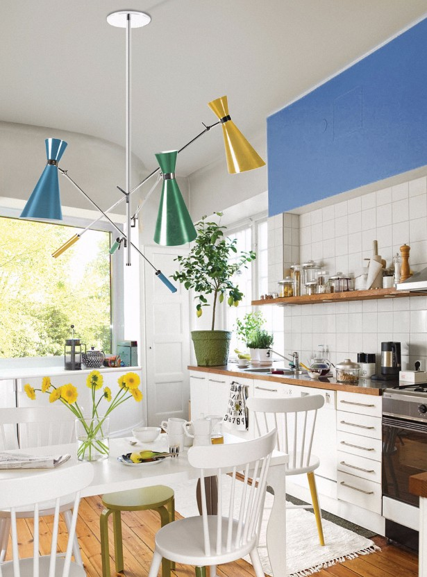 What's Hot on Pinterest 5 Industrial Style Kitchens 1