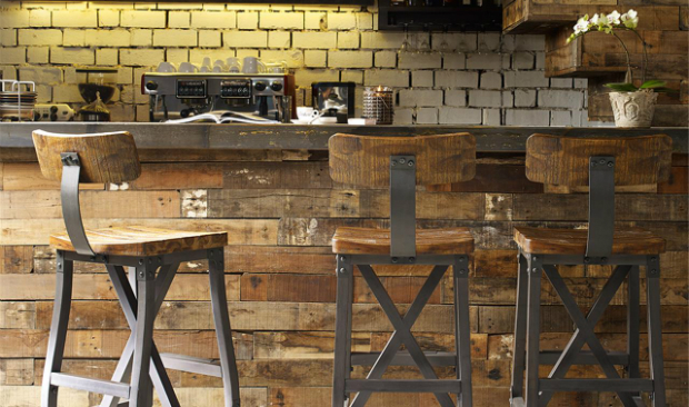 Incredible industrial bar stools for your projects-5
