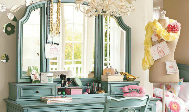 est use of antique glass in your home