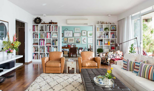 A Retro Chic Apartment in Sao Paulo by RSRG Architects and Ana Strumpf 11 retro chic A Retro Chic Apartment in São Paulo by RSRG Architects and Ana Strumpf A Retro Chic Apartment in Sao Paulo by RSRG Architects and Ana Strumpf 11