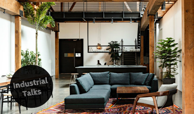 Industrial Talks How to Add Industrial Style to Your Home FEAT
