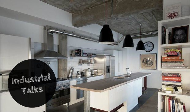 Industrial Talks Why Industrial Style Works So Well for Kitchens 7