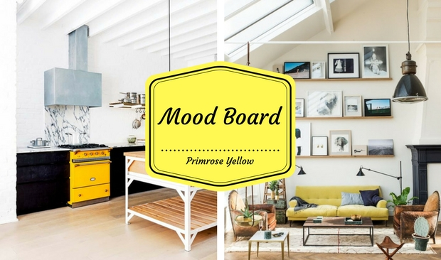 Mood Board Why Primrose Yellow is The Perfect Summer Color (6) primrose yellow Mood Board: Why Primrose Yellow is The Perfect Summer Color M 1