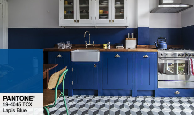 Mood Board How Lapis Blue Will Transform Your Vintage Decor FEAT