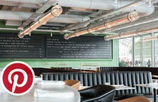What's Hot on Pinterest 5 Industrial Design Restaurants FEAT