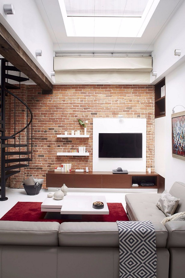 What's Hot on Pinterest 5 Industrial Lofts 1 industrial lofts What's Hot on Pinterest: 5 Industrial Lofts Whats Hot on Pinterest 5 Industrial Lofts 1