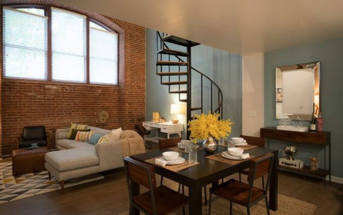What's Hot on Pinterest 5 Industrial Lofts 2 industrial lofts What's Hot on Pinterest: 5 Industrial Lofts Whats Hot on Pinterest 5 Industrial Lofts 2
