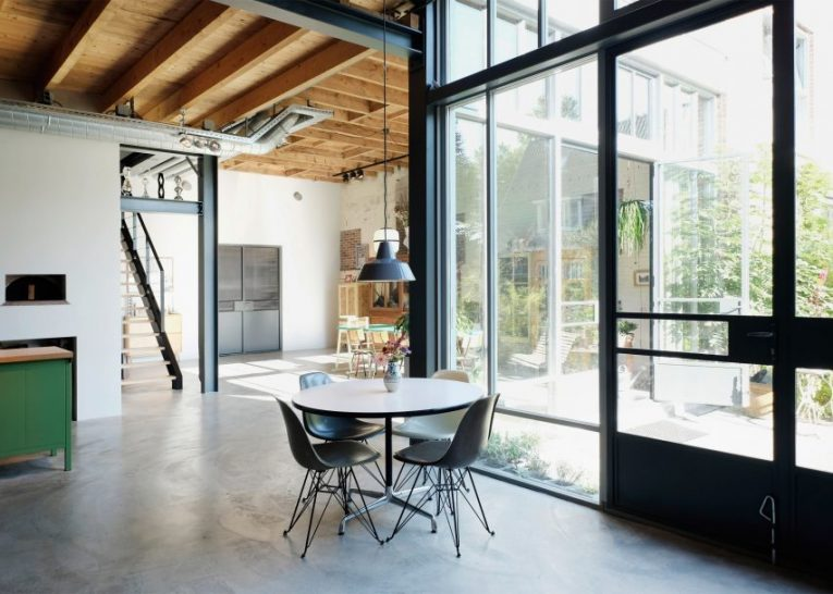 What's Hot on Pinterest 5 Industrial Lofts 3 industrial lofts What's Hot on Pinterest: 5 Industrial Lofts Whats Hot on Pinterest 5 Industrial Lofts 3