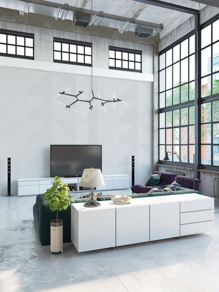 What's Hot on Pinterest 5 Industrial Lofts 5 industrial lofts What's Hot on Pinterest: 5 Industrial Lofts Whats Hot on Pinterest 5 Industrial Lofts 5