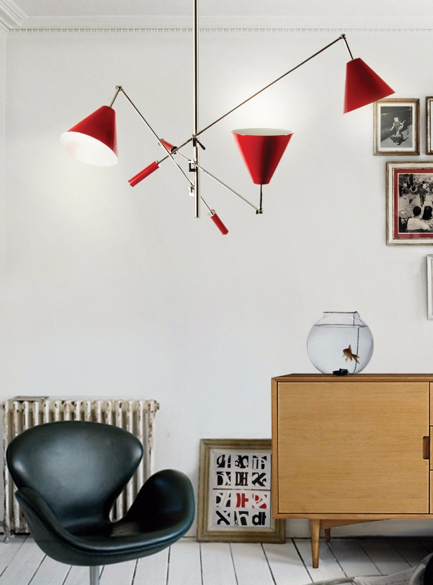 Scrutinize the connection between music and mid-century decor