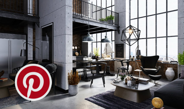 What's Hot on Pinterest Industrial Living Rooms to Inspire You FEAT industrial living room What's Hot on Pinterest: Industrial Living Rooms to Inspire You Whats Hot on Pinterest Industrial Living Rooms to Inspire You FEAT