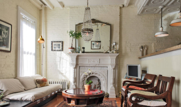 Get cozy around your these vintage fireplaces-5
