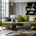 Feel nostalgic with this mid-century living room decoration-4