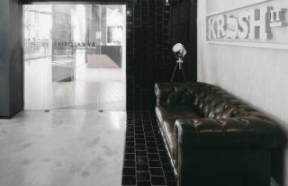 Krush-it A Dazzling Boutique Fitness Club with an Industrial Style FEAT