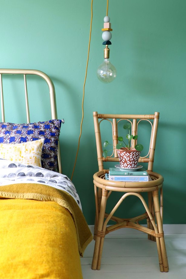 Meet Rattan Furniture The Proof That '70s Are Now a Trend!