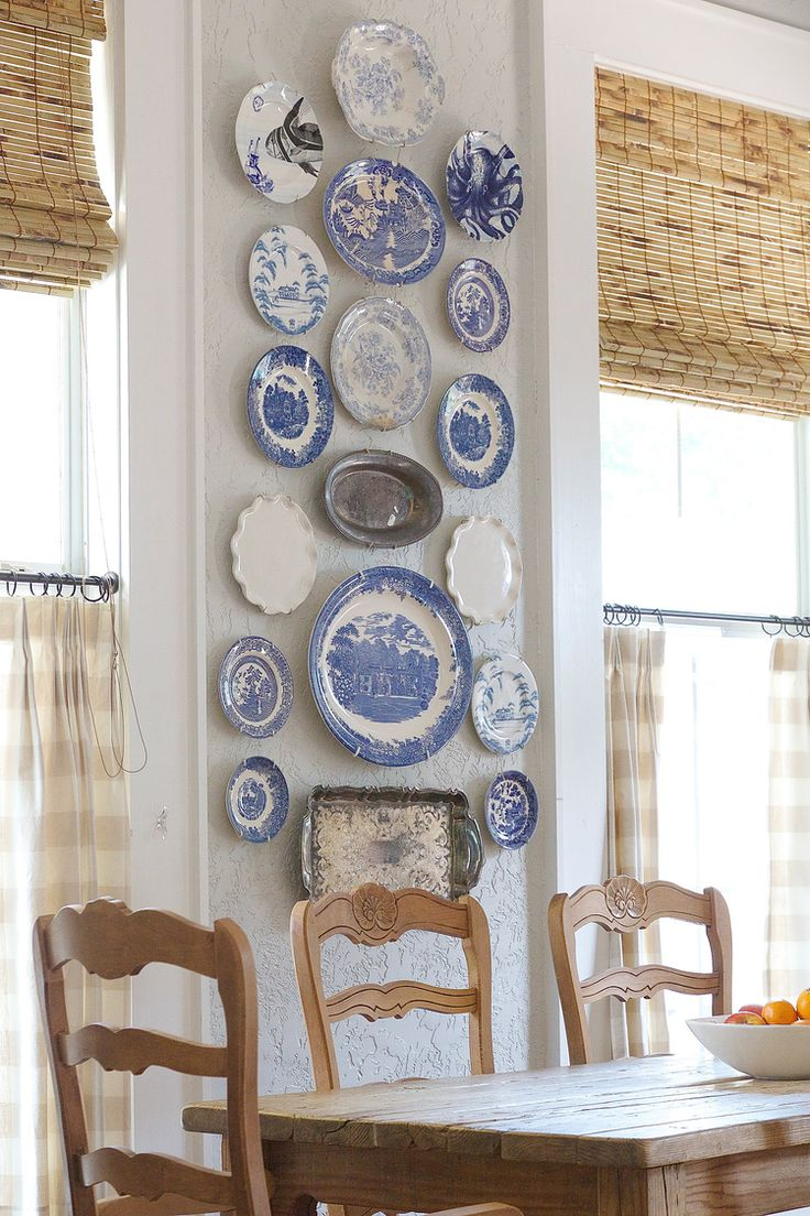 What's Hot on Pinterest: 5 Dazzling Vintage Decorating Ideas on Pinterest Wall Decor  id=46593