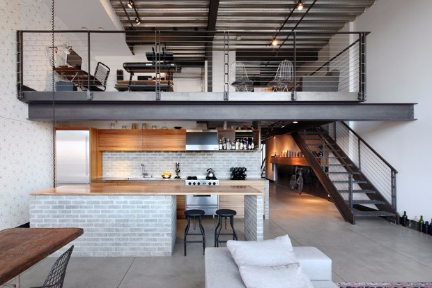 Industrial Loft You Need To Know This Industrial Loft in Seatle You Need To Know This Industrial Loft in Seatle 1