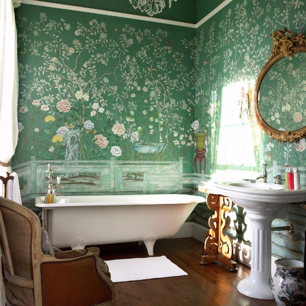 10 Vintage Wallpapers That Will Steal Your Heart