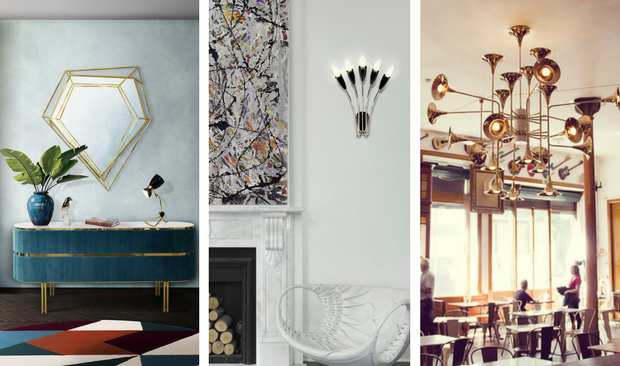 A Charming Touch To Your Home With Vintage Industrial Lamps