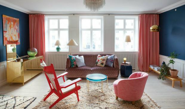 Vintage Apartment in the Heart of Copenhagen