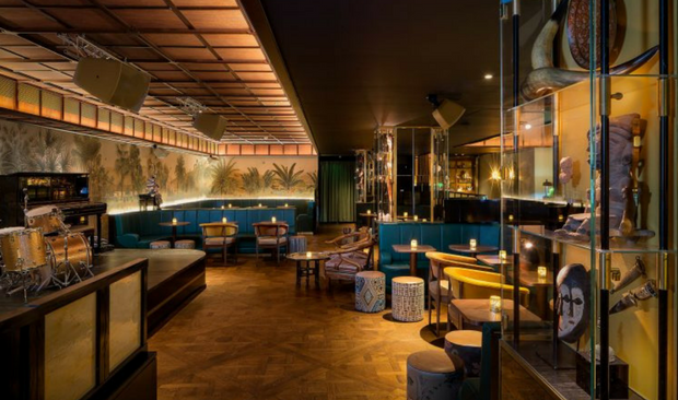 best cocktail bars in London The Best Cocktail Bars in London You Must-Try During 100% Design FEATURED 7