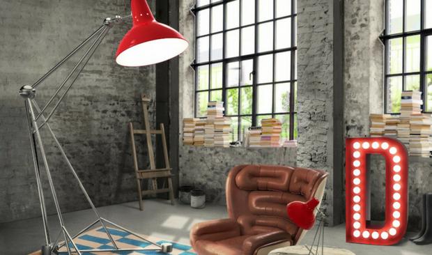 Your Loft Needs This Industrial Lighting Design