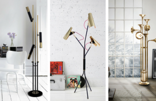 Mid-Century Modern Floor Lamps for your Living Room Designs