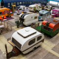 Quirky and Affordable Vintage Caravans to Spend the Night