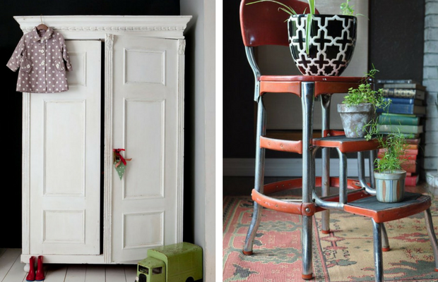 Revamp Your Home With These Vintage Decorating Ideas! | Vintage ...