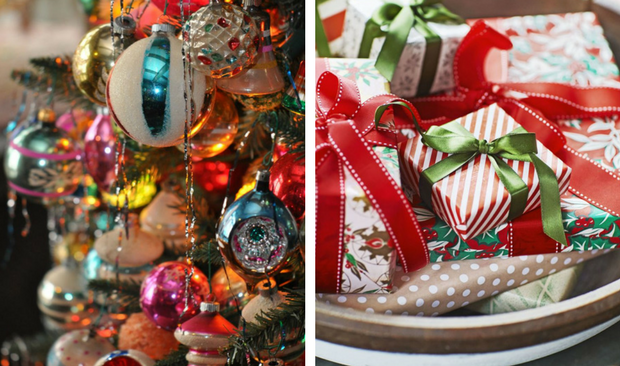 Get Decorating_ Vintage Christmas Decorations That Are a Trend!