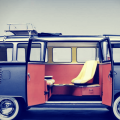 THE NEW VW BUS CAMPER BRINGING A GLAM OF THE PAST!