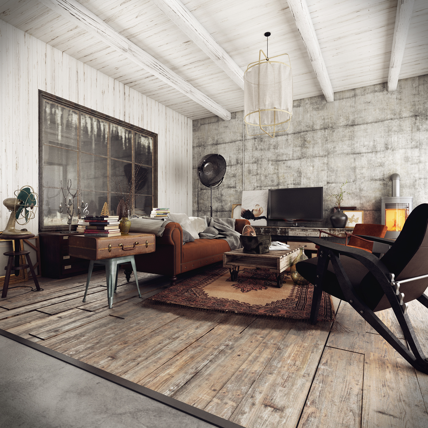 home interior inspiration dazzling vintage industrial home inspiration 12229