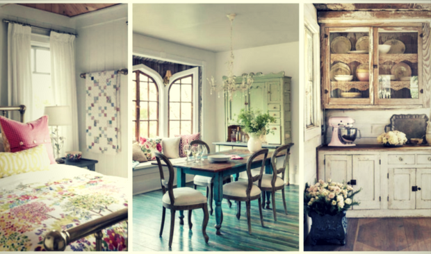 feel inspired by this vintage country home ideas!