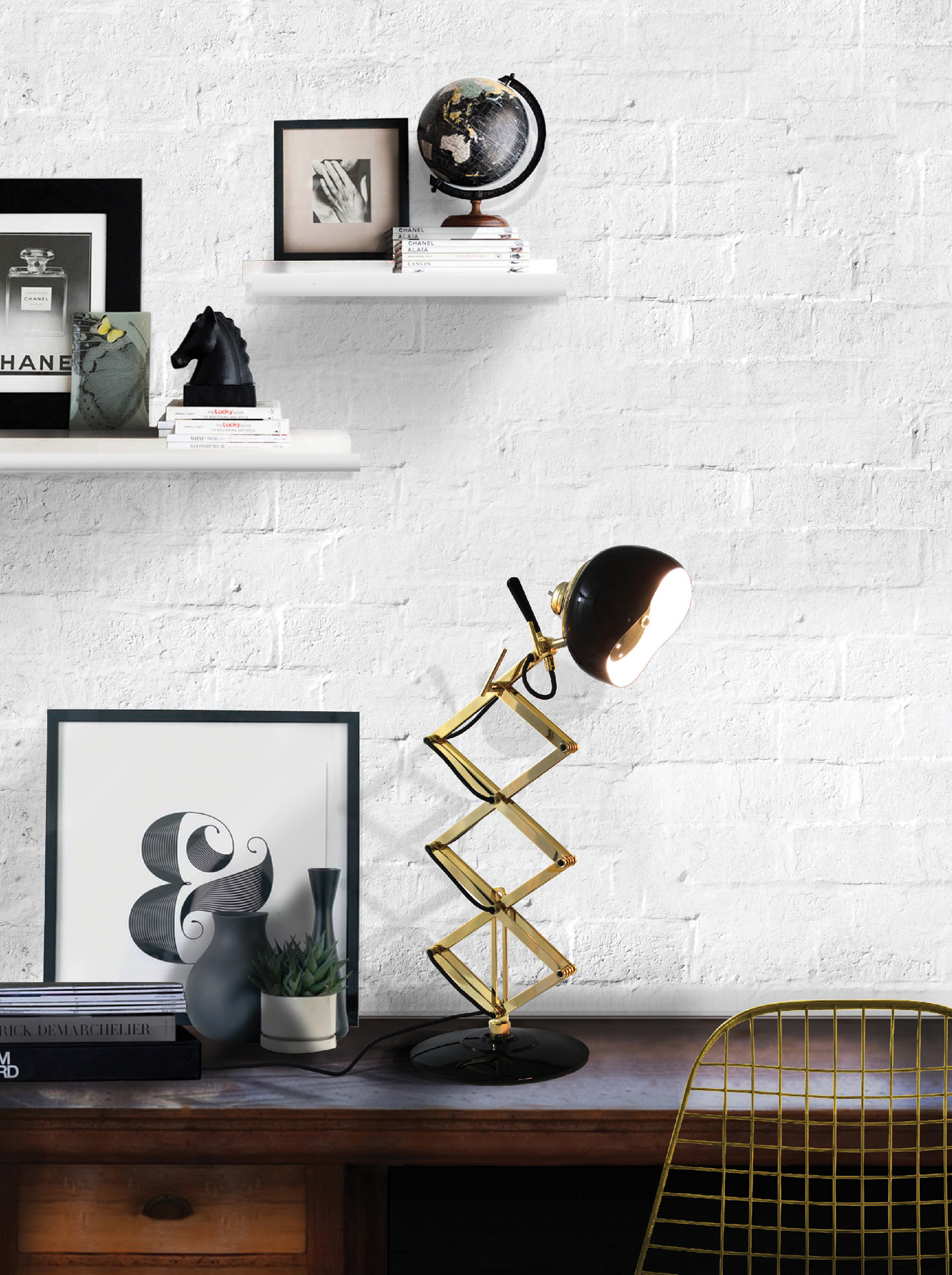 Meet The 6 Vintage Lighting Designs For Your 2018 Home Decor! 5