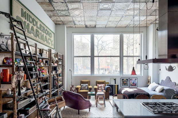 5 Dream New York Lofts To Get Inspired By! 4