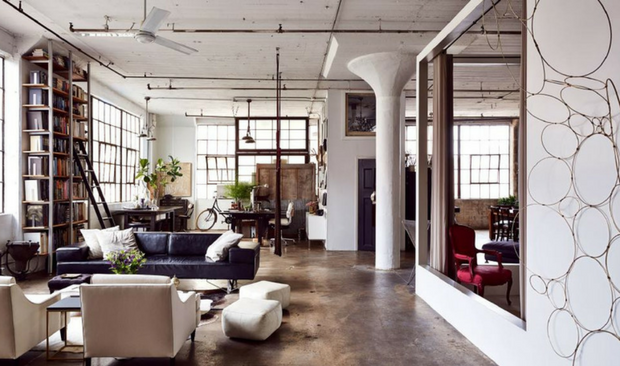 5 Dream New York Lofts To Get Inspired By! new york lofts 5 Dream New York Lofts To Get Inspired By! 5 Dream New York Lofts To Get Inspired By